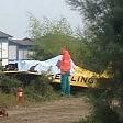 Lido di Venezia,  cade aereo acrobatico   foto   davanti a 5mila persone: morto il pilota-campione