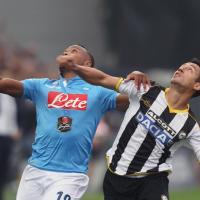 Udinese-Napoli, il film della partita