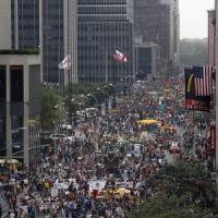 """Clima, il mondo scende in piazza: """"Noi cittadini stiamo già cambiando, l'Onu deve stare al..."""