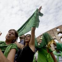 L'Italia in piazza contro il cambiamento del clima