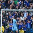 Ovazione per il gol dell'ex Lampard segna al Chelsea