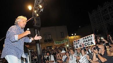 """Gasdotto Salento, Vendola querela Grillo """"Nel suo comizio ha detto falsità"""""""