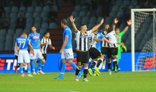 Udinese-Napoli 1-0: Danilo affonda gli azzurri, secondo ko di fila