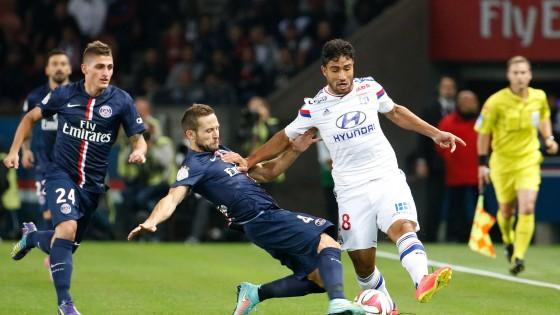 Ligue 1: Psg bloccato in casa dal Lione, tre squadre in vetta