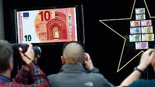 Arrivano i nuovi 10 euro