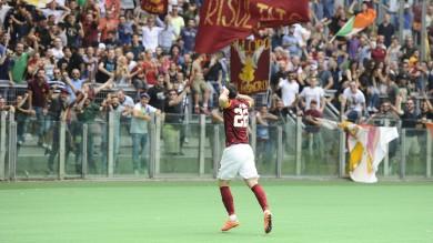 Juve e Roma    +2  , prove di fuga, Verona terzo/    Guarda tutti i gol
