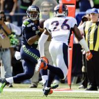 Nfl, il quarterback Wilson fa il ricevitore