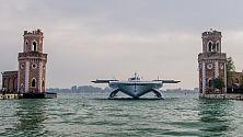 Planet Solar, in Laguna la nave a energia solare