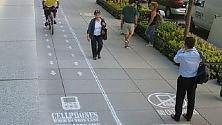 Dalla Cina, ecco la corsia per chi usa lo smartphone