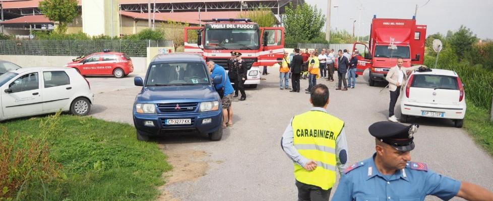 Incidenti lavoro: quattro operai muoiono intossicati da sostanze chimiche