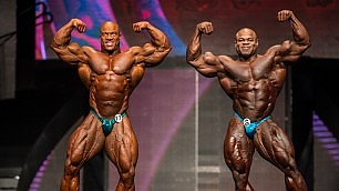 Fletti i muscoli Phil: mr. Olympia