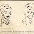 1947, la sfida dei fumettisti disegnare i cartoon bendati