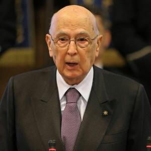 """Napolitano: """"Italia non può restare prigioniera di conservatorismi. Sul lavoro serve coraggio"""""""