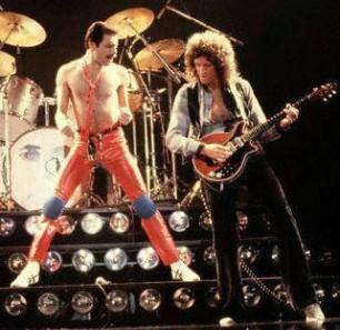 Freddie Mercury, il duetto con Michael Jackson -   foto