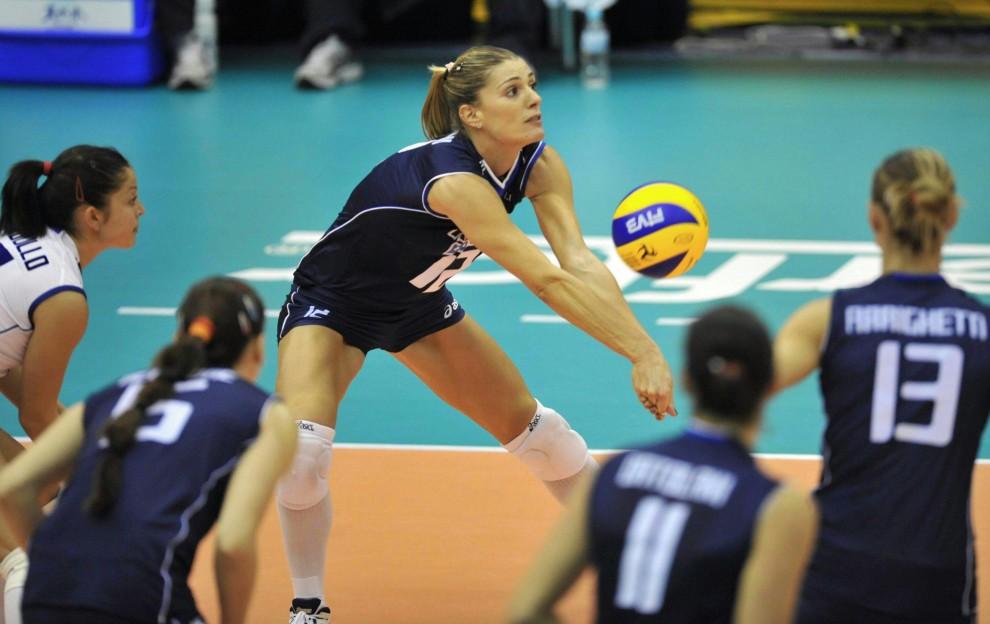 Volley, Piccinini & Co: le azzurre del Mondiale