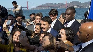 Usa, Renzi: ora cambiamento violento         vd