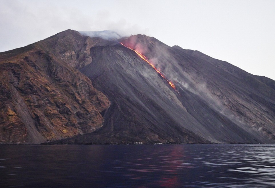 Vulcano datazione