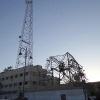 Siria, la città di Raqqa bombardata dai droni americani
