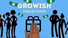 Con Growish la colletta per il regalo si fa online