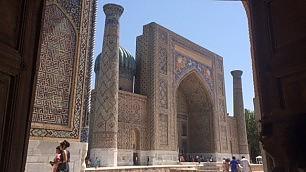 Nel cuore della Via della Seta  Uzbekistan, remoto e facile
