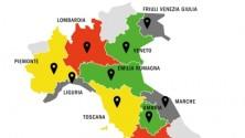 Eterologa, la mappa dei costi regione per regione