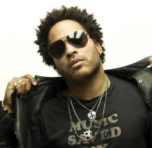 "Lenny Kravitz: ""Canto, recito, decoro case""   Ft   -   Vd"