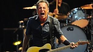 Springsteen, gli auguri dei fan 65 anni portati da Boss