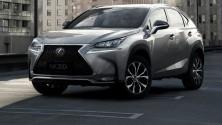 Lexus NX, tecnologia  e stile, che show -  foto