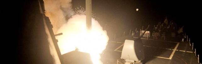 """Is, offensiva di Usa e alleati arabi in Siria   foto   Obama: """"Non è solo una battaglia dell'America"""""""