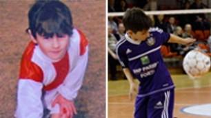 Pietro, baby fenomeno della Roma A 9 anni più forte lui o Messi?