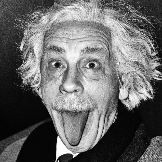 Essere... Einstein, Dalì, Warhol, John Malkovich è un camaleonte