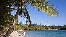 Nuova Caledonia l'estate senza fine