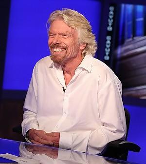 """Branson cancella l'orario di lavoro: """"Contano i risultati, non il tempo in ufficio"""""""