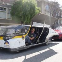 Stella, l'auto fotovoltaica inventata dagli studenti