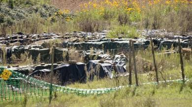 Il tesoro ritrovato torna sottoterra   foto   la burocrazia uccide la villa romana   rnews
