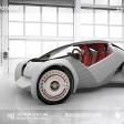 La prima auto stampata in 3D  44 ore per costruirla