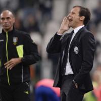 Juventus, Allegri: ''La Roma? Prima abbiamo altre due gare''