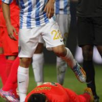 Rissa e insulti in campo, Wellington mani al collo a Messi