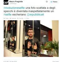 RNews, TwitterTime: selfie vs foto d'autore, i vostri scatti