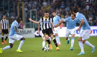 Lazio-Udinese 0-1, Thereau lancia Stramaccioni al terzo posto