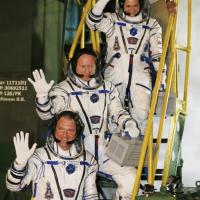 Iss, partito razzo Soyuz: dopo 17 anni una russa torna nello Spazio