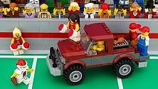 Gli Usa e i loro stereotipi  riprodotti in formato Lego