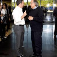 Detroit, Matteo Renzi visita la Fiat Chrysler Automobiles
