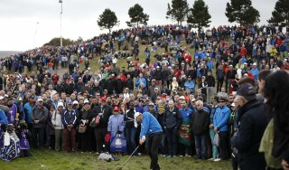 Golf, Ryder Cup: parte forte l'Europa, Usa sotto 5-3