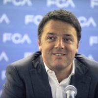 """Renzi: """"Italia non è Paese finito, ora pensiamo al futuro"""""""