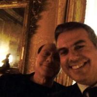 """Bugaro: """"Via per il selfie con Silvio, Quagliariello come Stalin"""""""