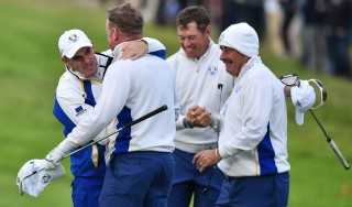 Golf, Ryder Cup: l'Europa scappa, Usa sotto 10-6