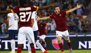 Roma-Verona 2-0, capolavori di Florenzi e Destro