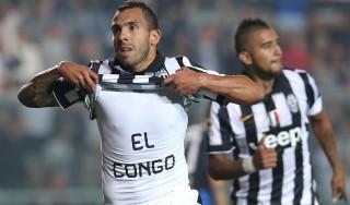 Atalanta-Juventus 0-3: Tevez segna, Buffon para. Bianconeri sempre in vetta