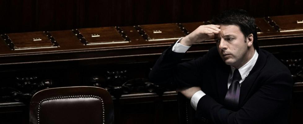 """Matteo Renzi: """"I poteri forti vogliono sostituirmi? Ci provino, ma non mollo, senza il Pd nessuno fa nulla. Via l'articolo 18, è inutile"""""""